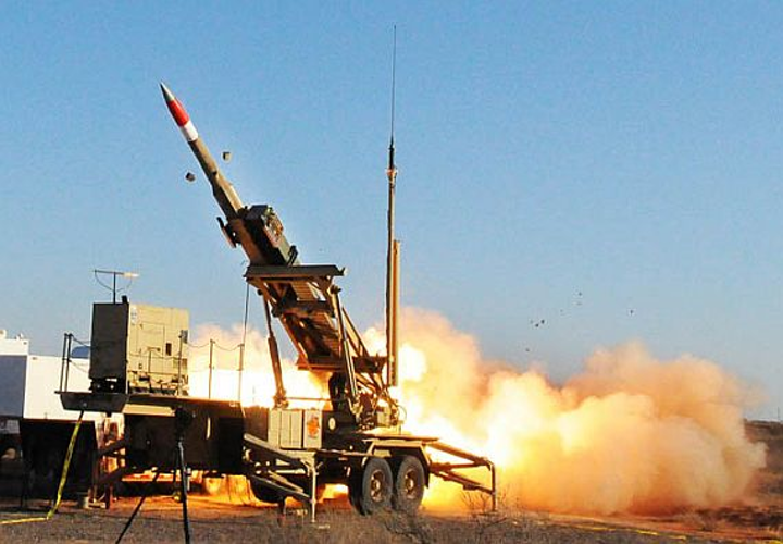 Raytheon to provide Patriot missile systems and