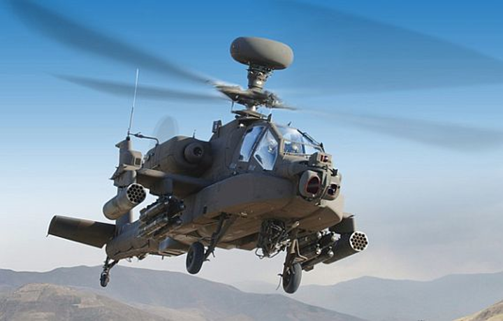 Boeing to build 17 new and rebuilt AH-64E Apache Guardian attack helicopters and avionics for UAE