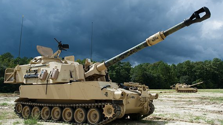 Army to buy more reconditioned and upgraded 155-millimeter self-propelled howitzer artillery pieces