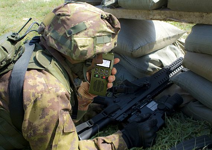 Army ready to approach industry for electromagnetic spectrum projects to enhance radio communications