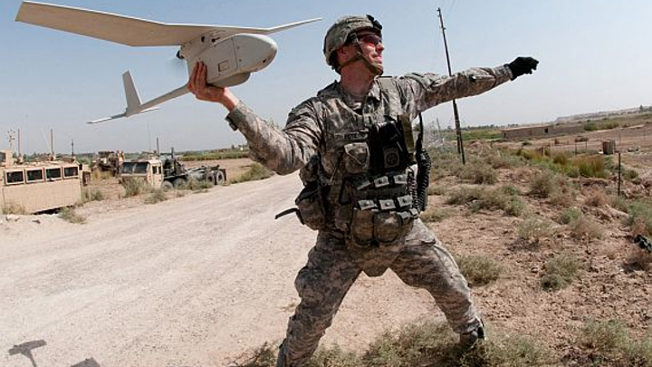 AeroVironment to build small UAVs with surveillance and reconnaissance unmanned sensor payloads
