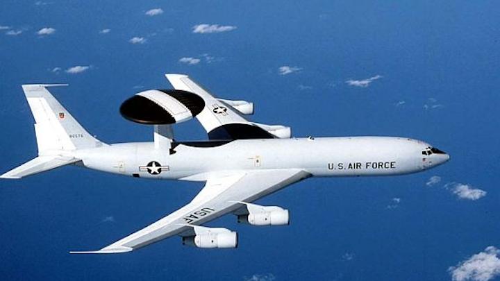 U.S. Air Force scraps Boeing upgrade of AWACS radar digital signal processing subsystem