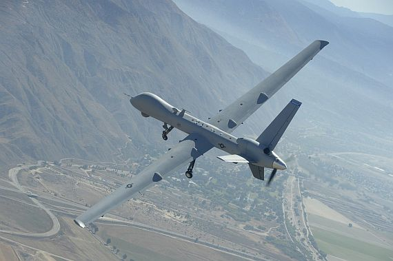 Air Force asks General Atomics to build year's worth of MQ-9 Reaper unmanned combat drones