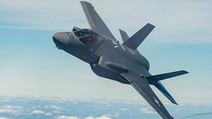 F-35 is about to get a lot smarter, using artificial intelligence to compile mission data files