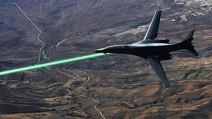Directed-energy weapons like laser weapons, microwaves, and particle beam weapons are future of defense