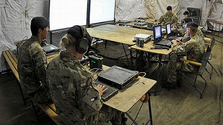 Air Force eyes secure networking for shared situational awareness in SATCOM-denied environments