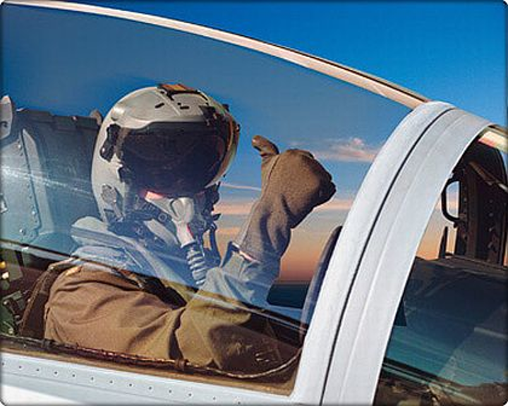 Air Force awards Boeing another production contract for Joint Helmet Mounted Cueing System