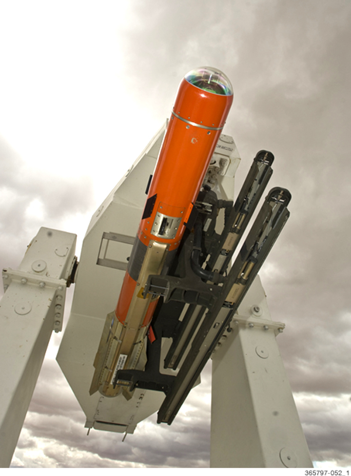 Joint Air-to-Ground Missile