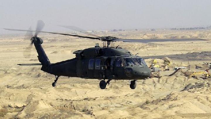 Sikorsky Black Hawk