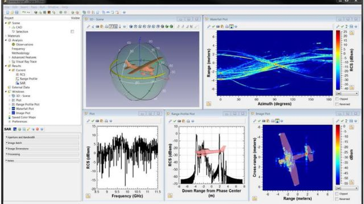 Delcross debuts Signa for radar signature analysis of electrically large, complex targets