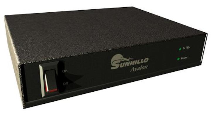 Sunhillo unveils compact Avalon terminal server for aerospace applications requiring low maintenance, high reliability