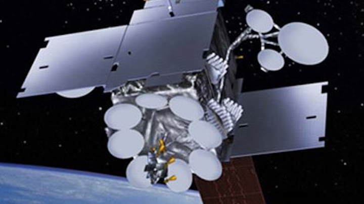 Boeing selects Harris Corp. antennas for Inmarsat Global Xpress satellite