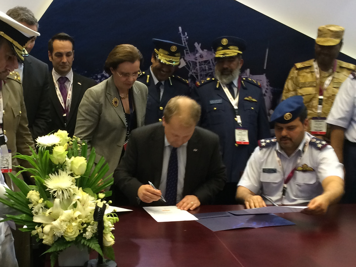 Qatar Armed Forces partners with Thales to develop optionally piloted aircraft
