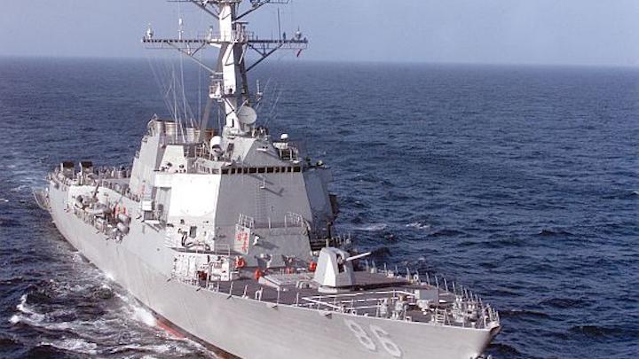 Raytheon moves forward in developing new missile-defense shipboard radar for Burke destroyer