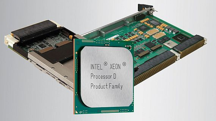 Military embedded computing dominated by Intel microprocessors; NXP, ARM, Nvidia also in mix