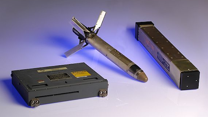 Navy orders AN/ALE-55 electronic warfare (EW) towed decoys to protect combat jets from missiles