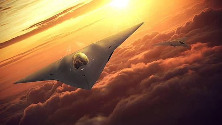 6th-generation jet fighters may involve hypersonic technology, artificial intelligence (AI)