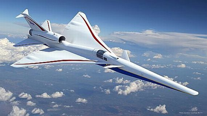 Collins Aerospace to provide sensors, avionics, and touch-screen displays for NASA's supersonic X-59
