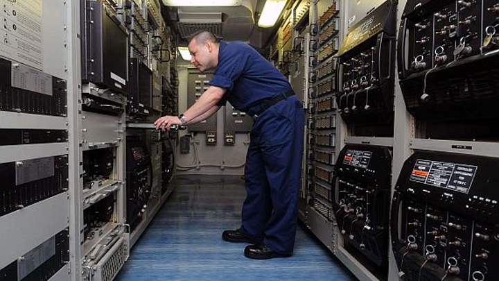 Navy asks Thales to provide RF and microwave power amplifiers for AN/USC-61(C) shipboard communications