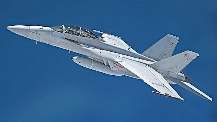 Boeing and Lockheed Martin to build infrared search and track systems for F/A-18E/F combat aircraft