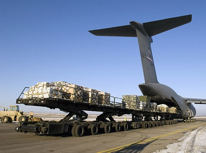 U S  military logistics vulnerable to cyber attacks and space