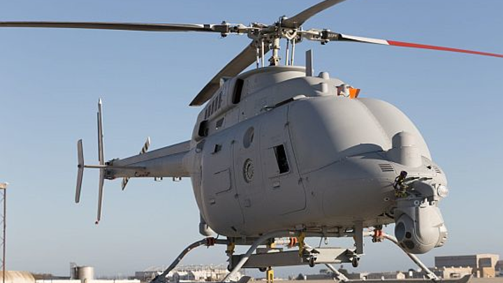 Northrop Grumman to build five new MQ-8C Fire Scout unmanned shipboard helicopters in $55.1 million deal