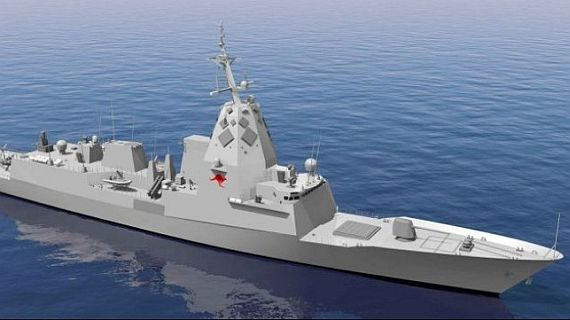 Designing naval surface warships for modern anti-submarine warfare (ASW) with networked sensors