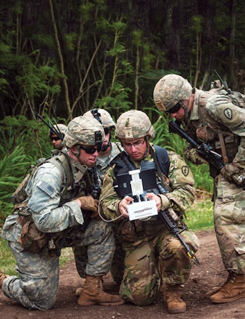 Electronic warfare on the ground | Military & Aerospace Electronics