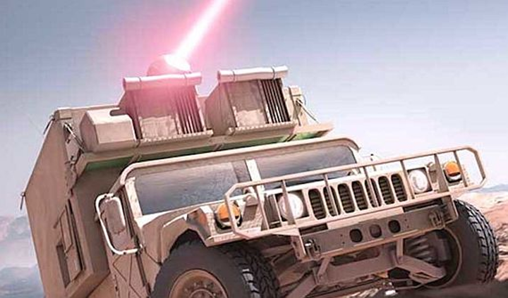Army on the lookout for enabling technologies in tactical laser weapons for light combat vehicles