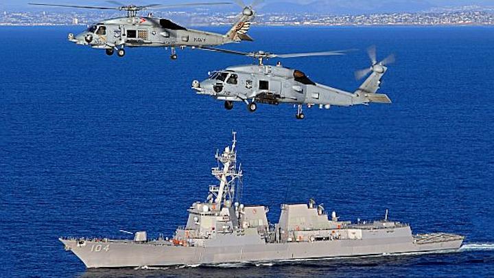 Lockheed Martin to begin installing electronic warfare (EW) avionics aboard Navy helicopters