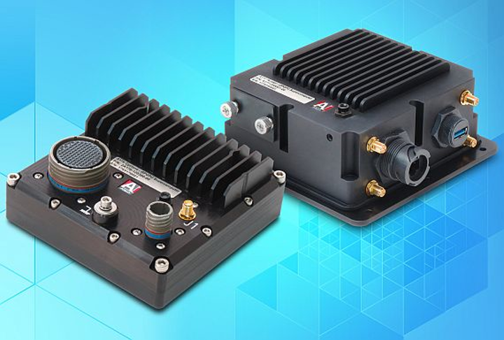 Small-form-factor embedded computing systems for artificial