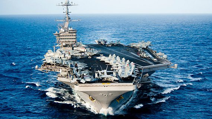 U.S. Navy under cyber attack from Chinese hackers and hemorrhaging national security secrets