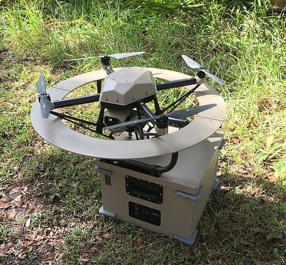 Hoverfly Technologies chooses unmanned ad-hoc networking from Persistent Systems for tethered UAV