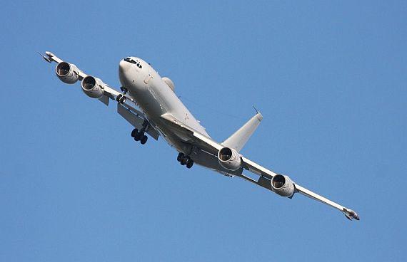 Navy asks Northrop Grumman to upgrade advanced SATCOM data link aboard E-6B Mercury airborne command post