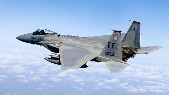 Boeing and Lockheed Martin to build stealthy infrared search and track (IRST) avionics for F-15C jet fighter