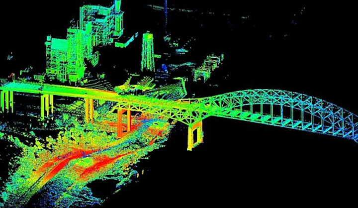 Air Force eyes chip-scale lidar sensors for 3-D mapping, navigation, and long-range communications