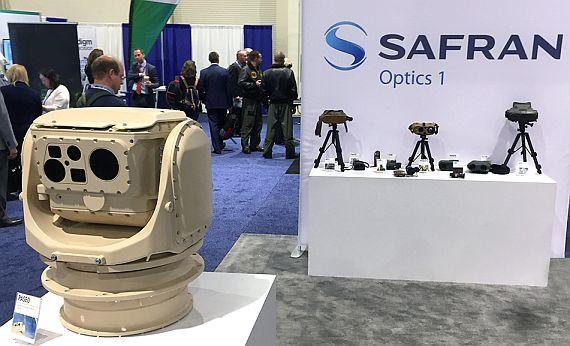 Navy chooses electro-optical surveillance sensors from Safran Optics 1 for Marine Corps perimeter security