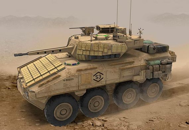 SAIC to build Marine Corps Armed Reconnaissance Vehicle (ARV) with state-of-the-art advanced vetronics