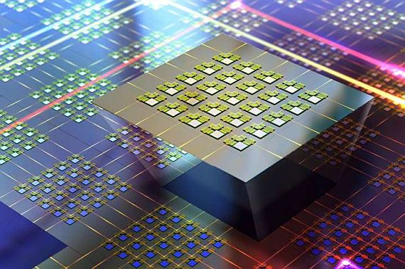 Cal-Berkeley builds large, fast photonic switch array for optical communications, artificial intelligence