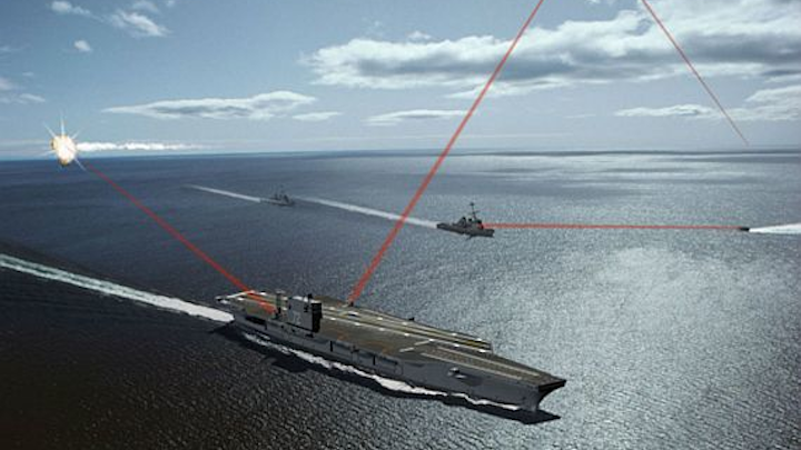 IntraMicron eyes high-power battery systems to support power-hungry shipboard laser weapons and radar