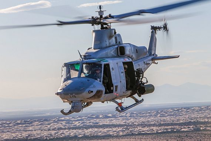 Navy taps Northrop Grumman to provide avionics mission computers for AH-1Z, UH-1Y, and UH-60V military helicopters