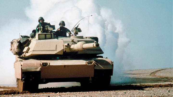 Armored Combat Vehicle 31 May 2019