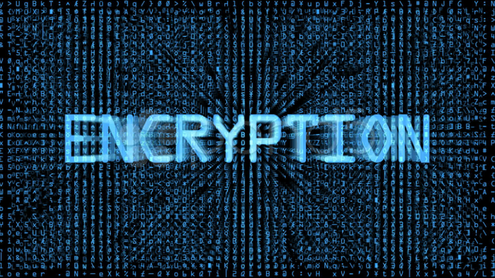 Encryption 29 May 2019