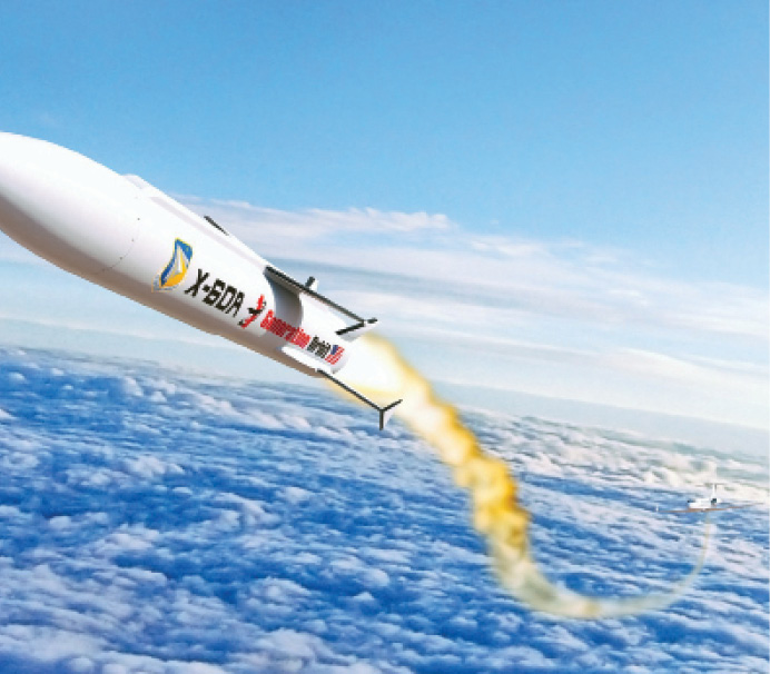 The Generation Orbit X-60A project seeks to develop an affordable launch and propulsion system that could be applied to future hypersonic munitions and vehicles.