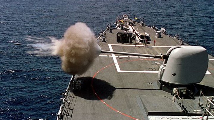 Navy asks L-3 electro-optics experts to build shipboard fire-control systems for surface warships