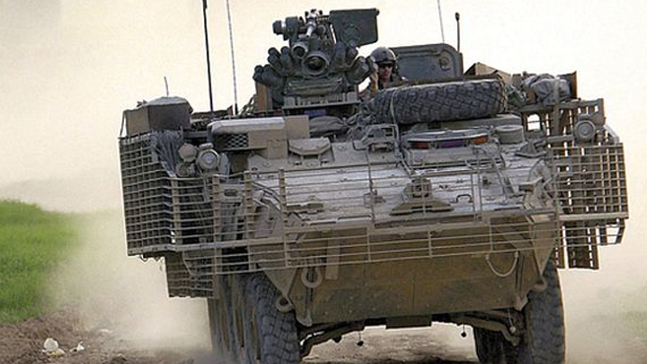 Army asks industry for companies able to build vetronics mission computers for armored combat vehicles