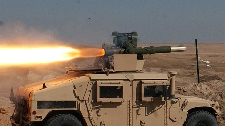 Raytheon to build tube-launched TOW anti-tank weapons to provide Army with precisions weapons capability