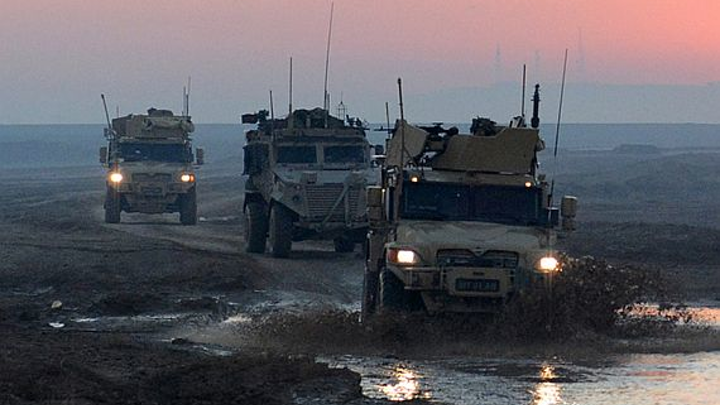 Army vetronics experts reach out to industry for rugged RF antennas for military vehicles