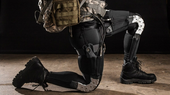 Exoskeletons 21 May 2019