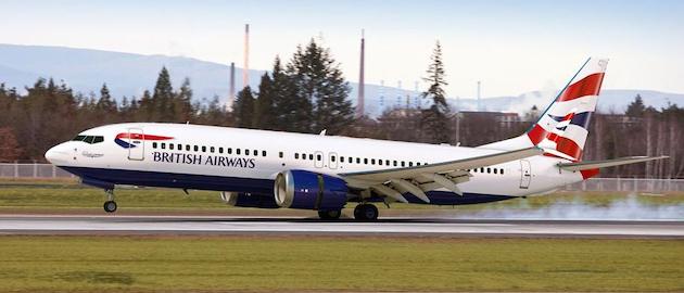 Ba 737 Max 19 June 2019